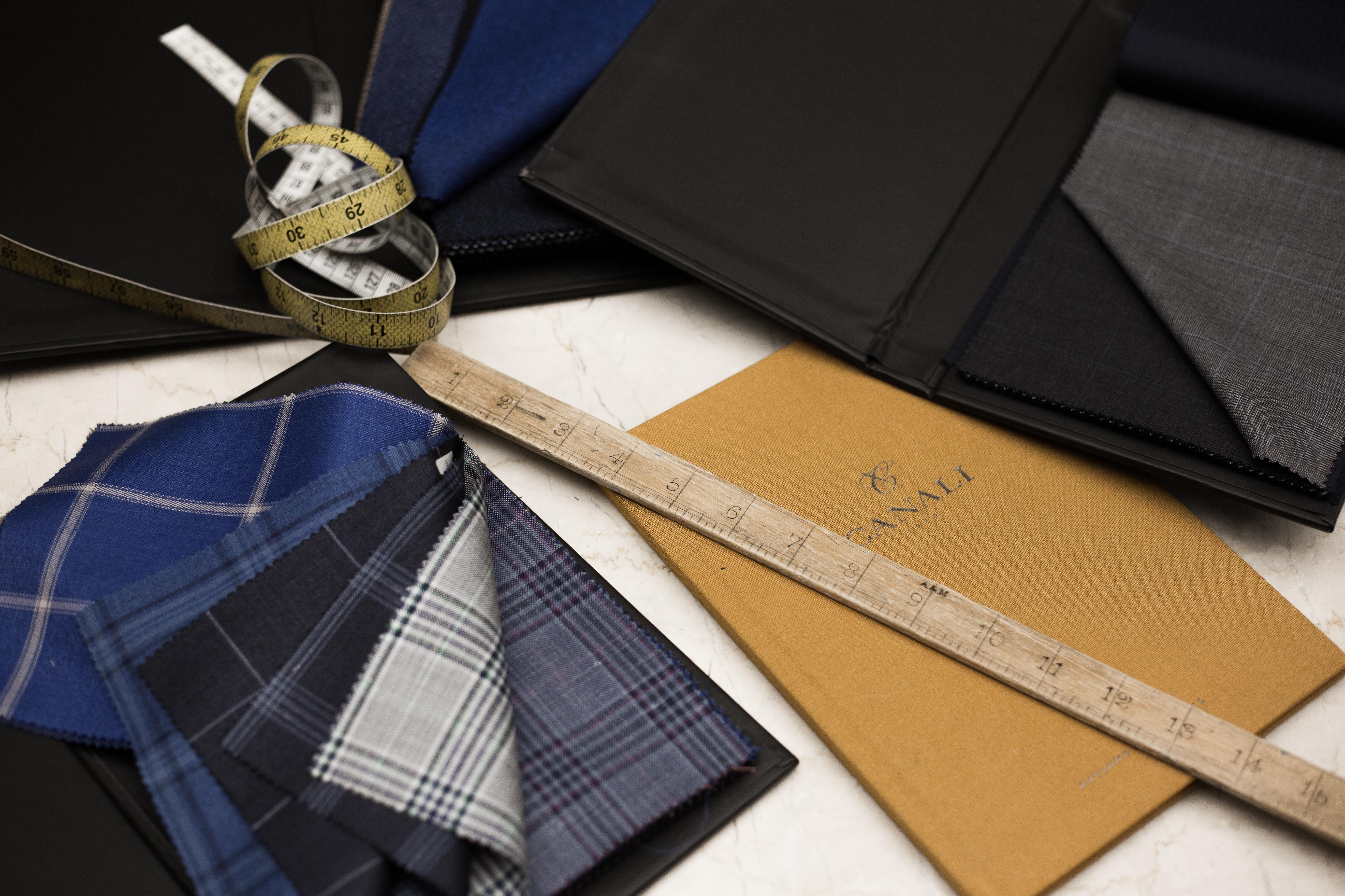 Canali suits London - Richard Gelding, Canali suit retailer